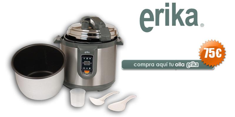 Robot de cocina cocimax cocichef olla erika - Robot de cocina erika plus ...